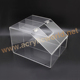 China clear acrylic stackable candy bins with scoop wholesale/acrylic candy dispenser