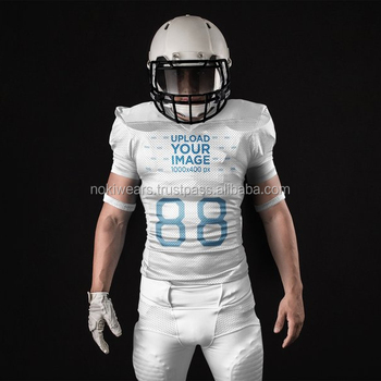 d92eb03e5 Sublimated American Football Uniforms Cheap Football Jersey Custom American  Football Jersey AT NOKI
