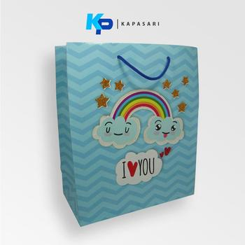 High Quality Colorful Shopping Gift Bag