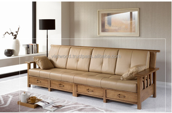 High Quality Solid Rubber Wood Sofa Frame Oem Odm