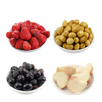 Freeze Dried Foods Bulk Organic Freeze Dried Fruits Wholesale