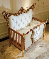 Luxury Royal Wooden Baby Crib, Wholesale Various High Quality Luxury Royal Wooden Baby Crib Products from Global Luxury Royal Wo