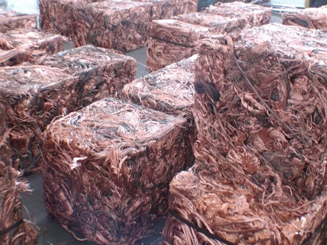 WE EXPORT Pure Millberry Copper WIRE Scrap 99.99% GRADE A