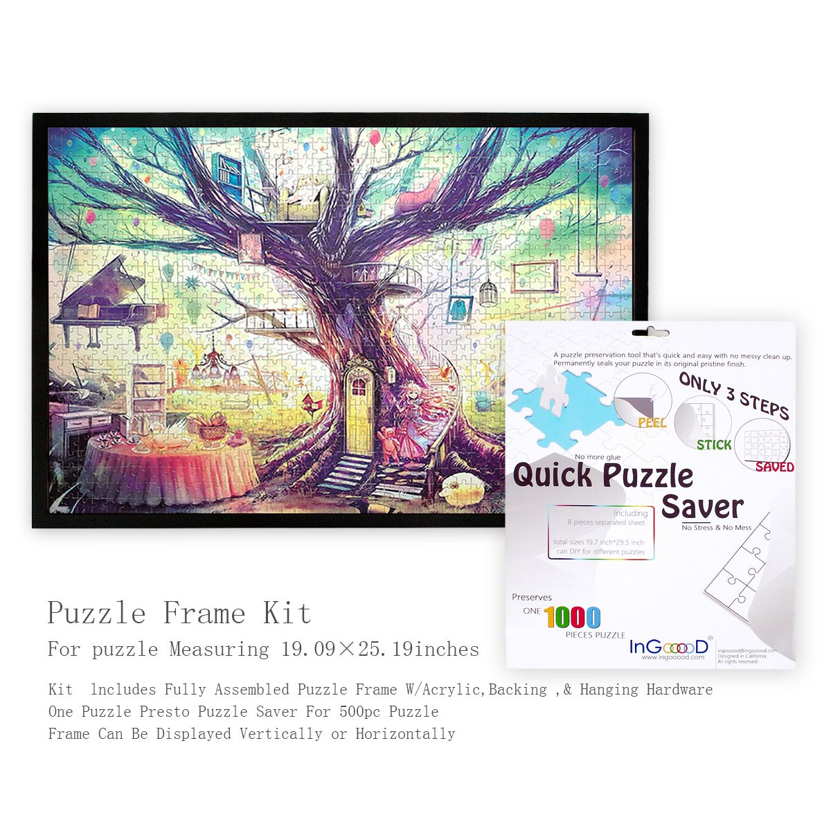 Cheap 1000 Puzzle Frame, find 1000 Puzzle Frame deals on line at ...