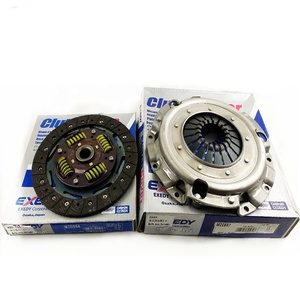 car clutch disc plate plates cover price assy auto clutch Kit for toyota aisin
