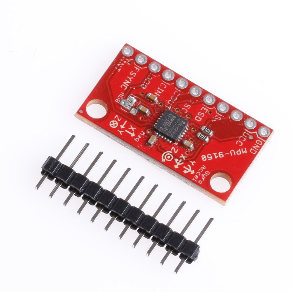 Aluoflower MPU-9150 9-axis Attitude Acceleration Axis Electronic Compass Gyroscope Module