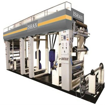 Solventbase Lamination Machine