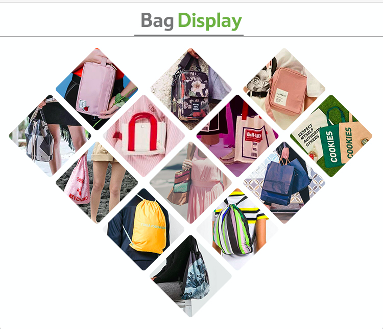 Promotional Custom Printed Zipper Wholesale Women Bags Pouch Zip Lock Reusable Eco Tote Small Cloth Canvas Cosmetic Makeup Bag