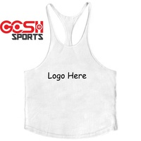 Weight Lifting Stringer Vest Workout Stringer
