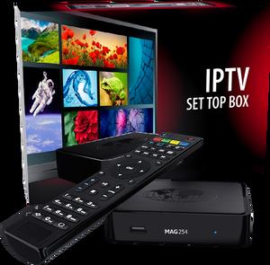 Infomir MAG 254w2 IPTV ORIGINAL