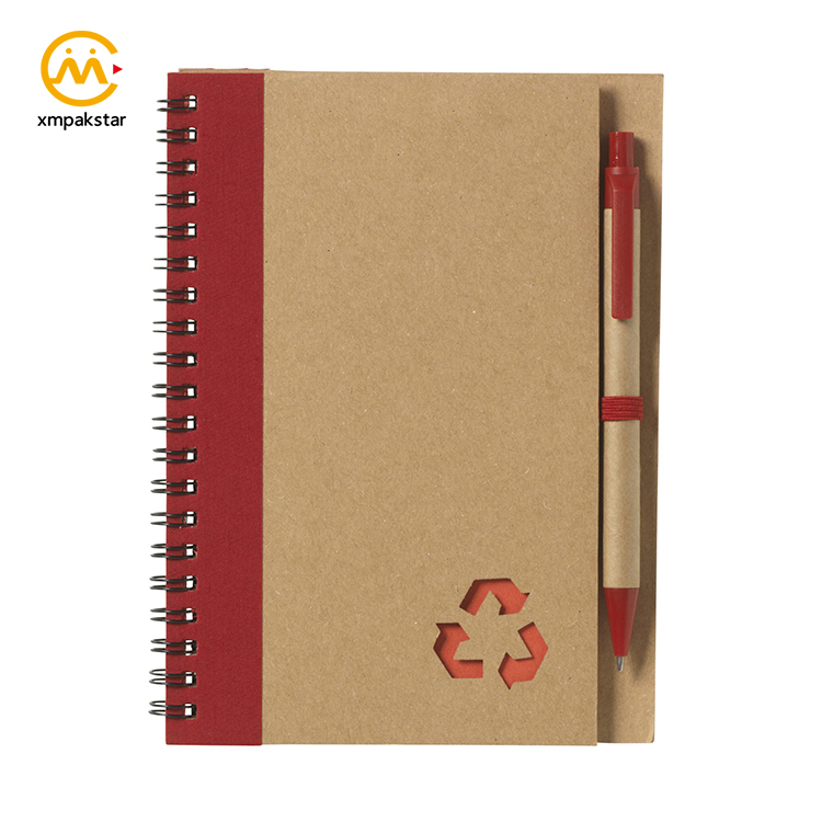 kraft paper notebook  (4)