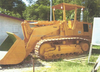 Second hand cat 973 track loader cw rock bucket buy second hand second hand cat 973 track loader cw rock bucket publicscrutiny Choice Image