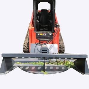 Skid steer brush mower for sale