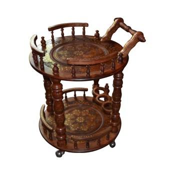 Wooden Tea Cart Rosewood Tea Cart Wooden Trolleyfood Wooden Tea Trolleytea Trolley With Tea Set Buy Modern Bedroom Setsclassic Bedroom Setsfancy