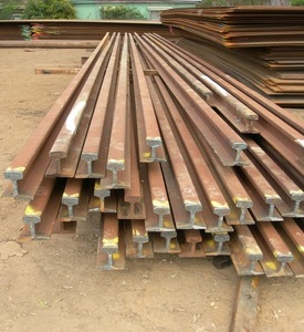Used Rails (R 50 - R 65 )Scrap , Used Rails R50 R65, and Scrap HMS 1 and 2  TJ Direct Bulk Supplier