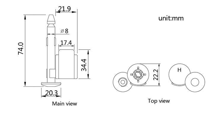 TX-BS202 CAD
