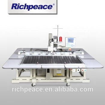 Richpeace Single Head leather Automatic Sewing Machine