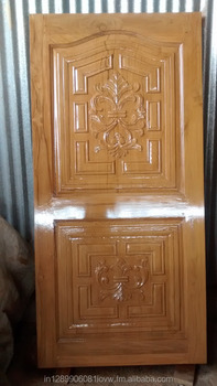 Teak Wood Carving Door With Frame - Buy Teak Carved Wooden Doors ...