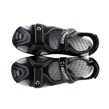 SEABIKE CYCLING SANDALS SPD is compatible for an easy ride, and it has a cushioned, supportive sole for walking comfort.