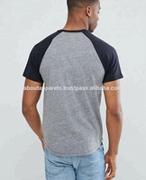 OEM high quality custom label pure cotton blank man plain long sleeves t shirt