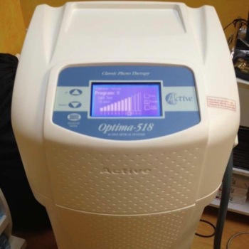 2012 Active Optical Systems Optima 518 IPL Laser.