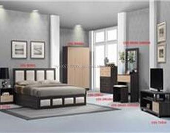 Charmant Bedroom Suite, Bedroom Set, Bedroom Furniture, Bed, Night Stand, Chest  Drawer