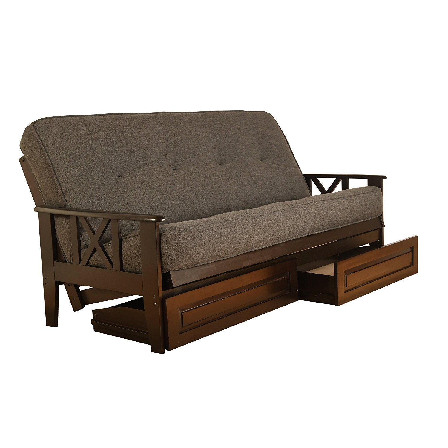 Cheap Futon With Drawers Find Deals On