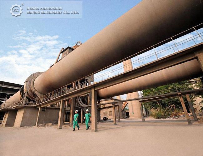Compleet Cement Plant Machines Proces/Cement Productielijn
