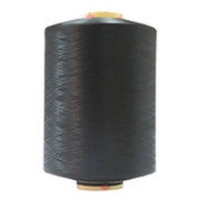 DTY polyester yarn for knitting and weaving