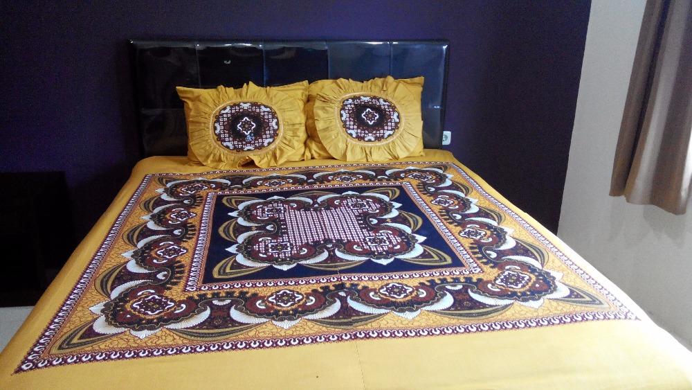 High Quality 100% Cotton Fabric For Bed Sheets Batik Indonesia Solo Motive Printed Sheets    Buy Batik Bed Sheet,Floral Pattern Fabric,Indonesian Cotton Batik Fabric  ...