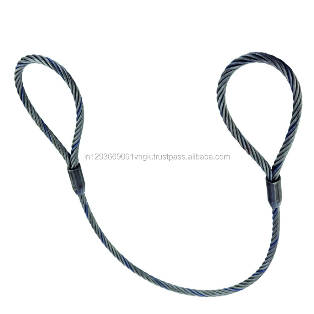 Wire Rope Sling, Wire Rope Sling Suppliers and Manufacturers at ...