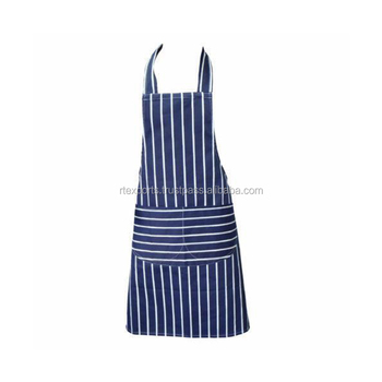 Bib Kitchen Apron Custom Color Small MOQ India