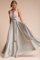 Best Sales Ablibaba Halter Neckline Modern Back Wedding Bridesmaid Dress Patterns