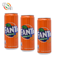 Best Value For Import And Export Energy Drink Good Flavour Orange Fanta Drinks Cans