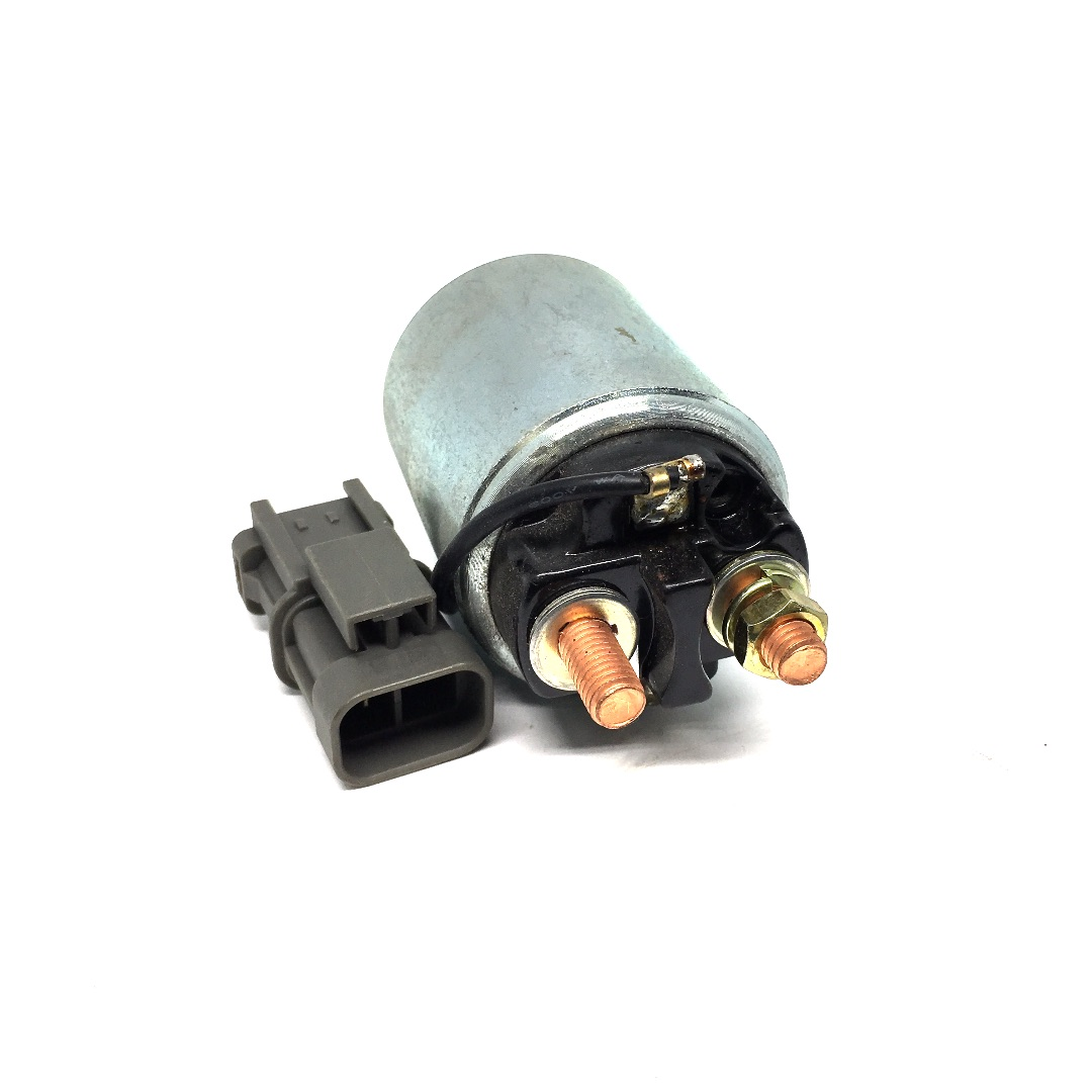 CBS-3253 Starter Solenoid Switch 12v with female plug 2114-57509 C/138817 23343-18C05 NISSAN S114-457 458 459