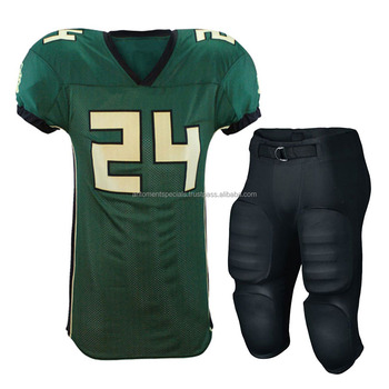 custom embroidered football jersey   blank american football jerseys    Women s Round Neck Sublimated American Football cb76c4cfd