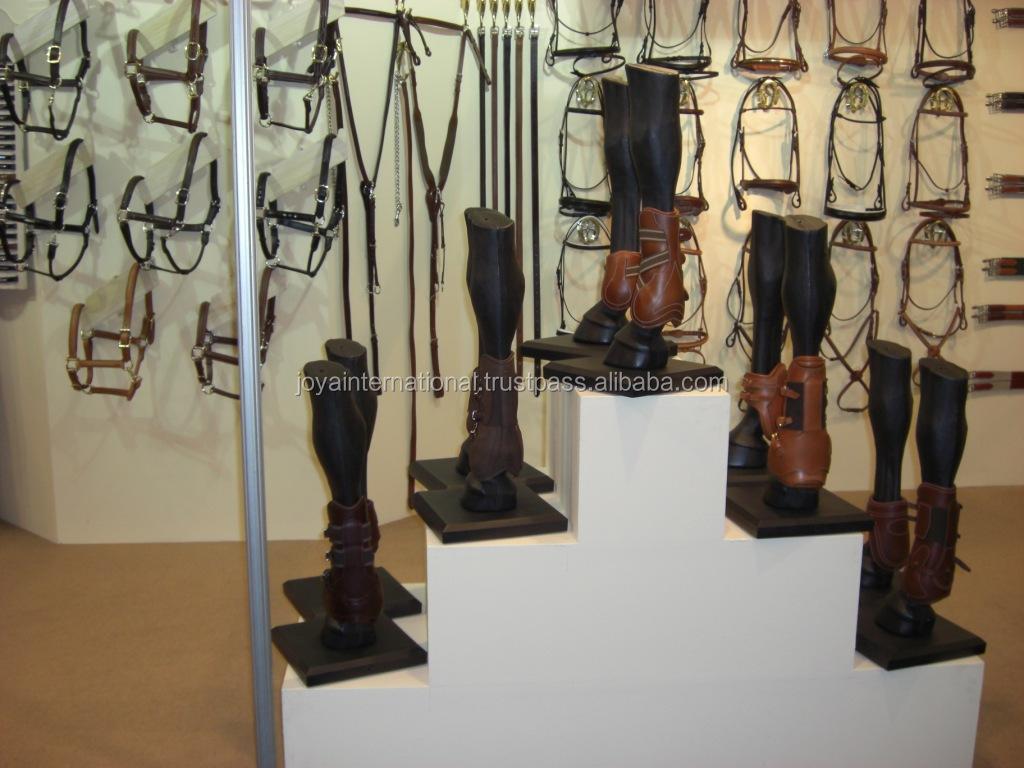 Glossy Paardrijden Teugel Voor Paard-Bruin