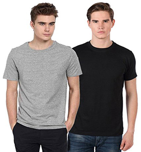 Wholesale men basic t shirt round neck in bulk cheap price by Bangladeshi manufacturer
