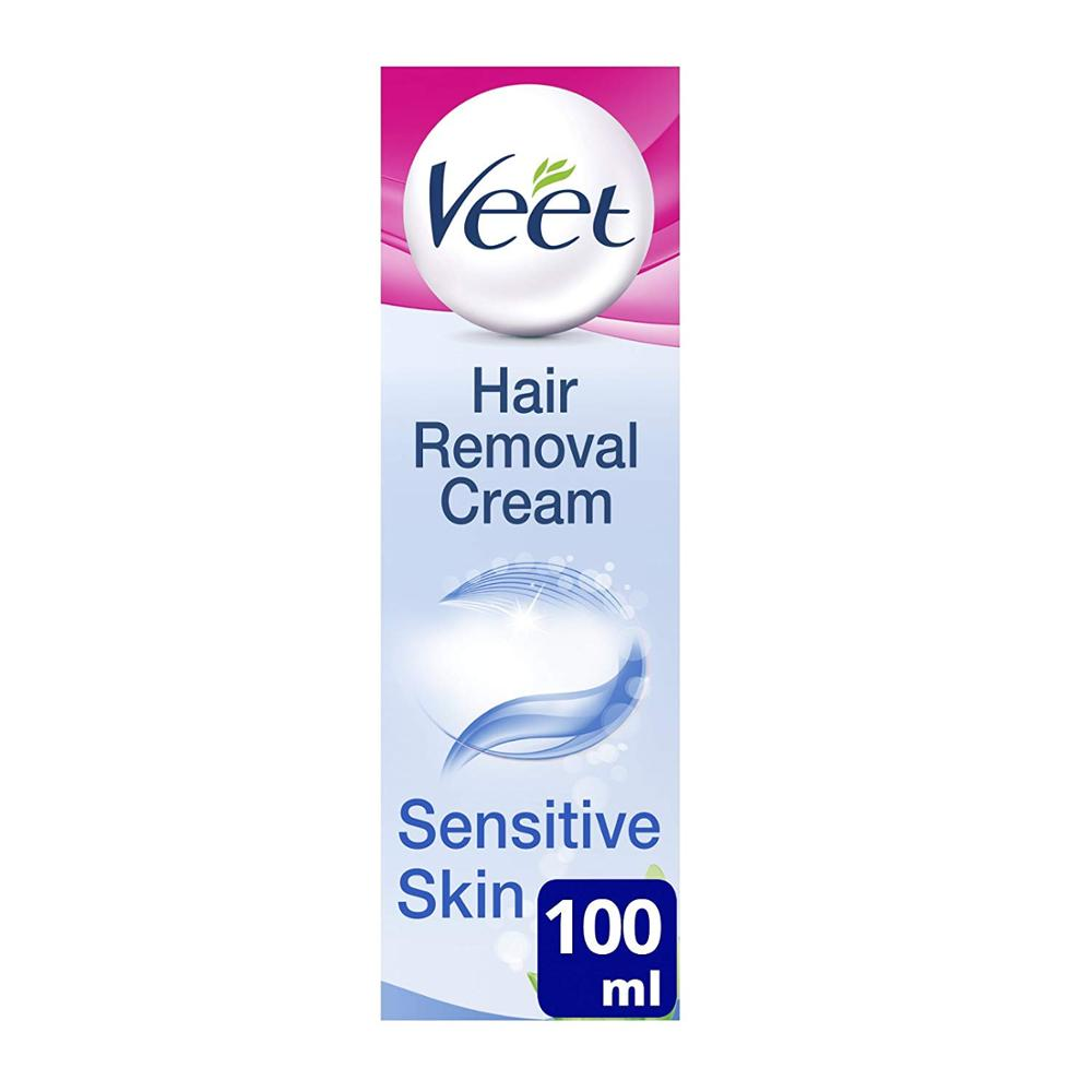 Veet Hair Removal Cream For Sensitive Skin 100 Ml Buy Skin