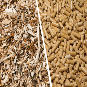 Pine Wood Fuel Chips / Pine Wood Sawdust Chips