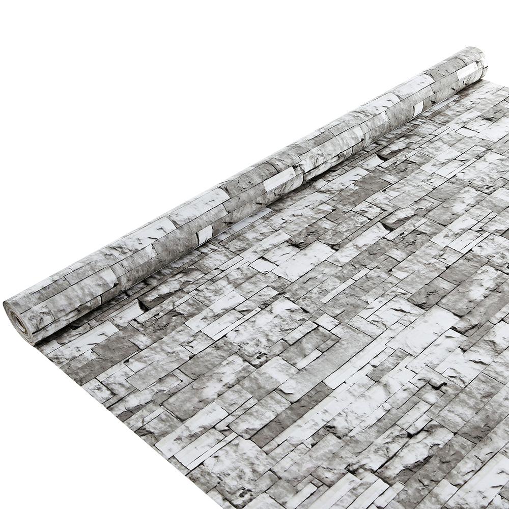 Korea Grey 3d Effect Stone Texture Art Wallpaper Buy 3d Stone Korea Wallpaper 3d Stone Wallpaper Wallpaper Decor Product On Alibaba Com