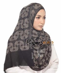 Knitted Instant Muslim Scarf Women Hijab Made in Malaysia