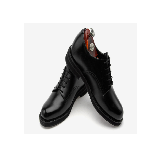 SHOES EL0025 HANDMADE Men's DRESS ELEVATOR DERVY wRqxgY4I