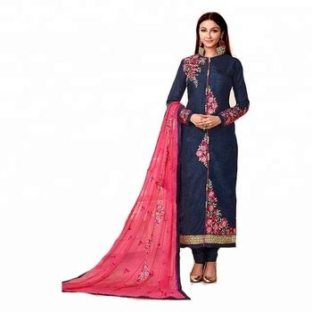5dc943e120 Latest Salwar Suits / New Style Salwar Suits / High Quality Salwar Kameez  Suits