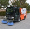 High Quality Small street cleaning machine / manual road sweeper / road dust cleaning machine