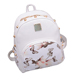 2017 Waterproof Fashion Leisure Cute Pu Leather Women Mini Backpack