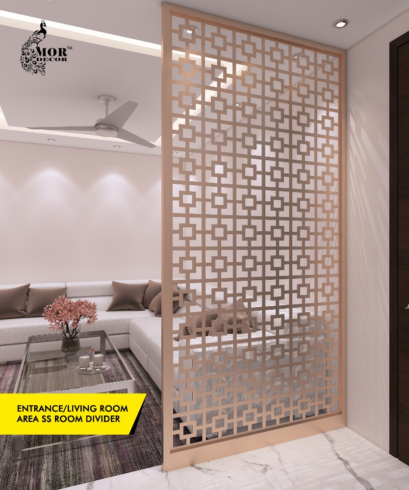 Stainless Steel Room Parion