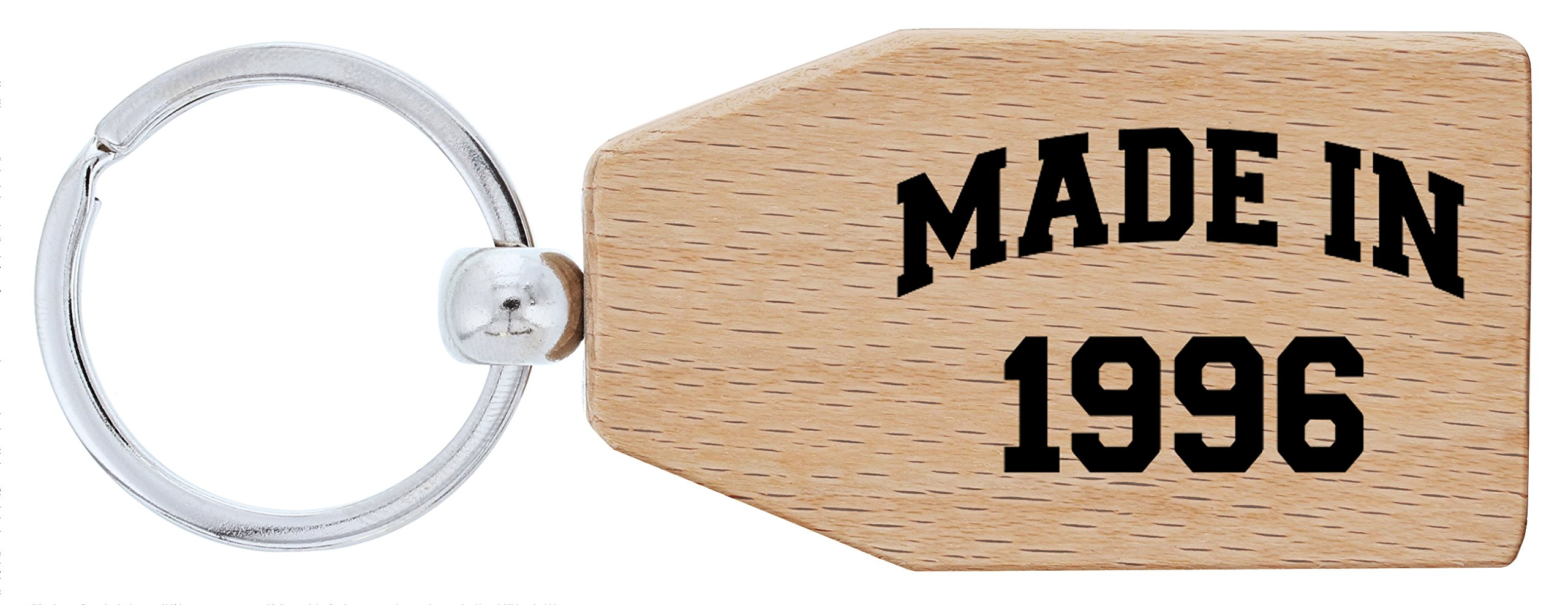 Get Quotations 21st Birthday Gifts For Sister Made In 1997 Wood Keychain Key Tag