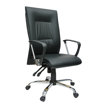 se baja el mecanismo de la silla de oficina