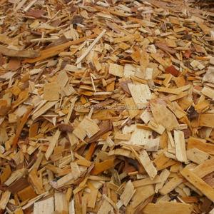 Pine wood fuel chips